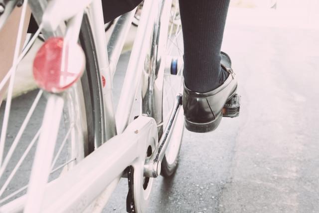 自転車は足が太くなる?脚やせに有効?