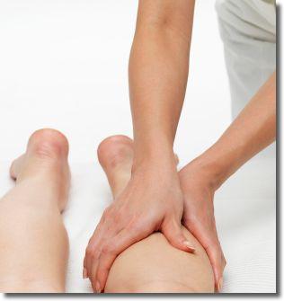 ツボ押しで足のむくみを取る方法