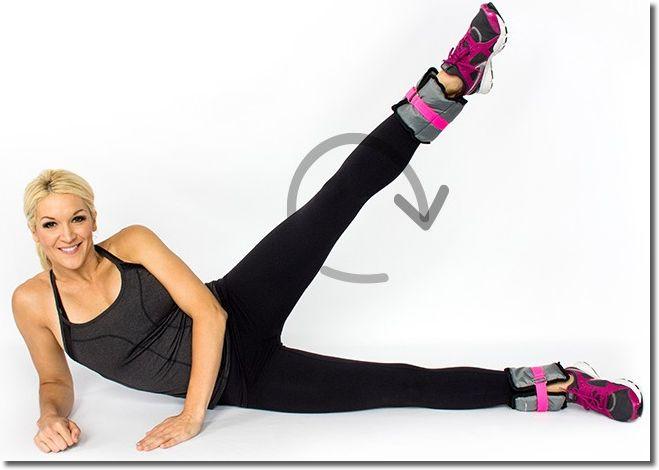 美脚トレーニング