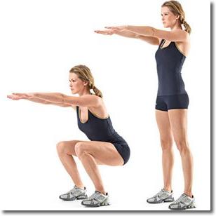 ふくらはぎ痩せ効果のある簡単エクササイズやり方