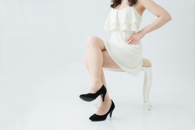 足全体を細くする脚やせストレッチ