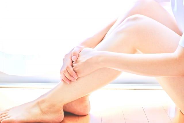 ふくらはぎと膝下の悩みを解決する方法