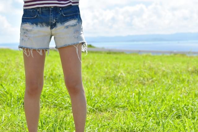 足が細くなる方法4 筋肉太りで太い足を細くする方法